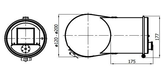 Technický nákres