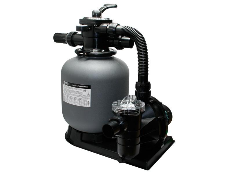 Kompletní písková filtrace FSP 500